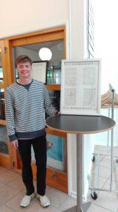 Frederik Guldfeldt 68 brutto - rekord fra tee 54